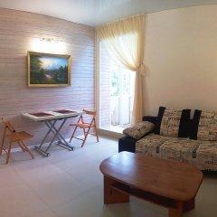 Гостиница Банановый рай комната для гостей фото 3