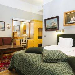 Victory Hotel 4* Номер Captain's deluxe с различными типами кроватей фото 6