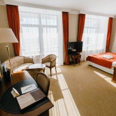 Гостиница Яр в Оренбурге 3 отзыва об отеле, цены и фото номеров - забронировать гостиницу Яр онлайн Оренбург комната для гостей фото 11