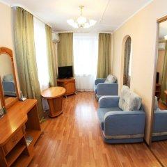 Гостиница Киевская 3* Улучшенный номер с различными типами кроватей фото 4