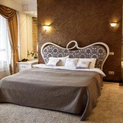 Парк-Отель Европа 4* Номер Делюкс с различными типами кроватей
