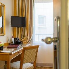 Отель Etats-Unis Opera Париж удобства в номере
