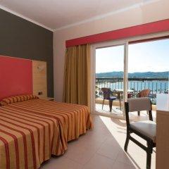 Отель The Red by Ibiza Feeling 2* Стандартный номер с 2 отдельными кроватями фото 2