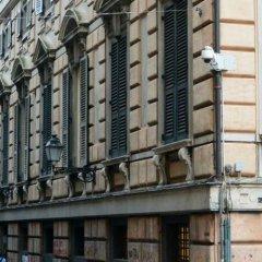 Hotel Chopin Генуя вид на фасад фото 2