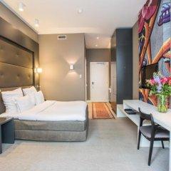 Hotel JL No76 4* Представительский номер на цокольном этаже с различными типами кроватей