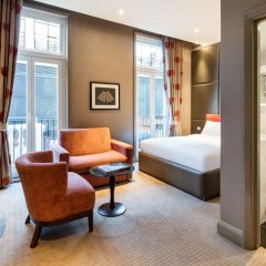 Отель Radisson Blu Edwardian Sussex 4* Номер Бизнес с различными типами кроватей фото 3