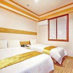Rainbow Hotel Сеул комната для гостей фото 8