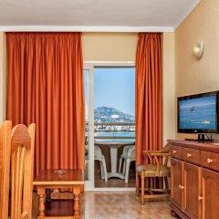 Отель Apartamentos Stella Maris Испания, Фуэнхирола - 1 отзыв об отеле, цены и фото номеров - забронировать отель Apartamentos Stella Maris онлайн комната для гостей фото 4