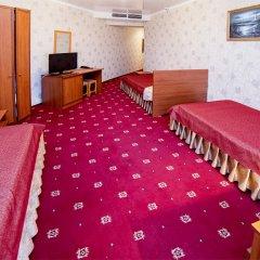 Гостиница Плаза 4* Стандартный номер разные типы кроватей