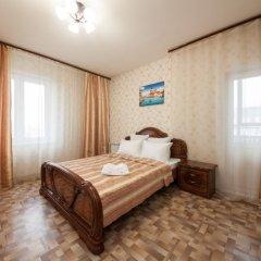 Апартаменты Эксклюзив Апартаменты с двуспальной кроватью фото 24