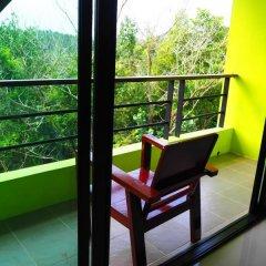 Отель Morakot Lanta Resort Ланта балкон