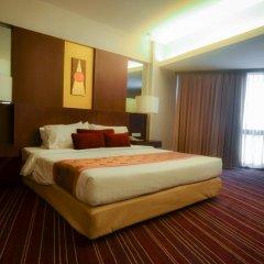 Ambassador Bangkok Hotel 4* Улучшенный люкс