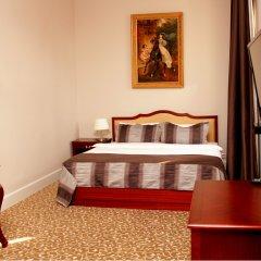 Гостиница Новомосковская комната для гостей фото 6