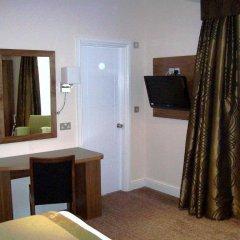 Отель Mercure London Bloomsbury 4* Улучшенный номер с различными типами кроватей фото 3