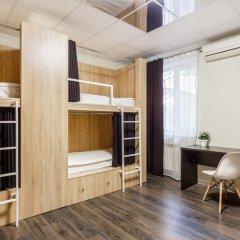 Хостел Old Courtyard Кровать в общем номере с двухъярусной кроватью фото 4