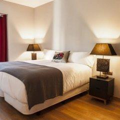 Отель Art Suites Santander Улучшенные апартаменты с различными типами кроватей