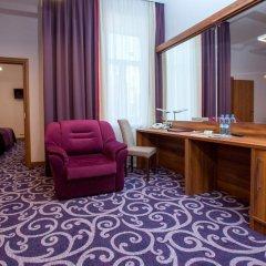 Best Western PLUS Centre Hotel (бывшая гостиница Октябрьская Лиговский корпус) 4* Люкс разные типы кроватей фото 3