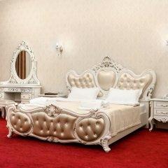 Гостиница Император Люкс с двуспальной кроватью фото 4