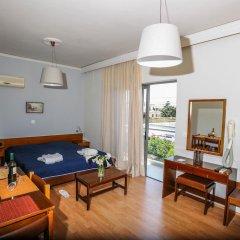 Отель 7 Palms Hotel Apartments Греция, Родос - отзывы, цены и фото номеров - забронировать отель 7 Palms Hotel Apartments онлайн комната для гостей фото 6