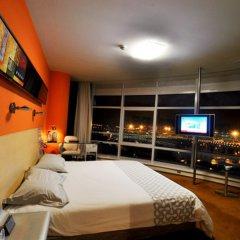 Отель Dazhong Airport (South Building) комната для гостей