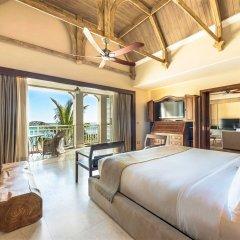 Отель The St. Regis Mauritius Resort 5* Люкс Beachfront grand с различными типами кроватей фото 2