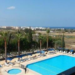 Отель Kapetanios Bay Hotel Кипр, Протарас - отзывы, цены и фото номеров - забронировать отель Kapetanios Bay Hotel онлайн балкон фото 2