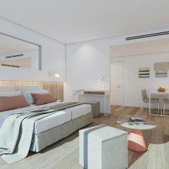 Отель Aparthotel Ponent Mar Студия премиум с различными типами кроватей фото 3