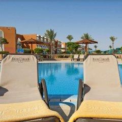 Отель SUNRISE Garden Beach Resort & Spa - All Inclusive Египет, Хургада - 9 отзывов об отеле, цены и фото номеров - забронировать отель SUNRISE Garden Beach Resort & Spa - All Inclusive онлайн бассейн фото 10