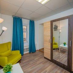 Мини-отель Hi Loft Люкс с различными типами кроватей фото 9