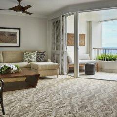 Отель Four Seasons Resort Oahu at Ko Olina 5* Люкс с красивым видом с различными типами кроватей