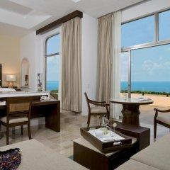 Отель Grand Fiesta Americana Coral Beach Cancun 5* Полулюкс Ocean view с двуспальной кроватью фото 2