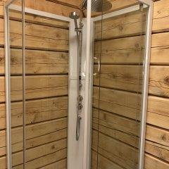 База Отдыха Forrest Lodge Karelia Улучшенный шале с разными типами кроватей фото 20