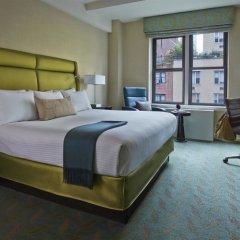 Shelburne Hotel & Suites by Affinia 4* Люкс повышенной комфортности с двуспальной кроватью фото 2