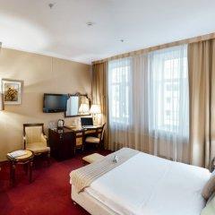 Гостиница Мандарин Москва 4* Номер Бизнес с разными типами кроватей фото 3