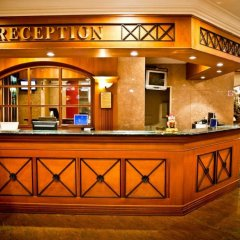 Отель Fortuna Singapore интерьер отеля