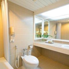 Отель Ambassador City Jomtien Pattaya (Garden Wing) На Чом Тхиан ванная