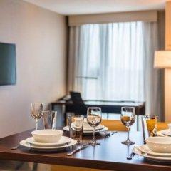 Отель Residence Inn by Marriott Seattle University District 3* Стандартный номер с 2 отдельными кроватями