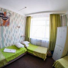 Хостел Хабаровск B&B Кровать в общем номере с двухъярусной кроватью фото 4