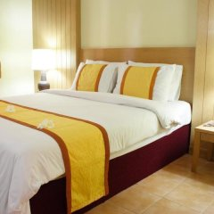 Palm Garden Hotel Паттайя комната для гостей фото 2