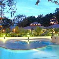 Отель Jerejak Rainforest Resort Малайзия, Пенанг - отзывы, цены и фото номеров - забронировать отель Jerejak Rainforest Resort онлайн бассейн фото 3