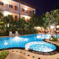 Отель Ampan Resort бассейн фото 3