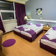 Отель The Capital-Inn Стандартный номер с различными типами кроватей