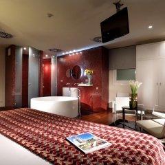 Отель Eurostars BCN Design 5* Номер категории Премиум с различными типами кроватей