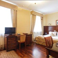 Гостиница Аркадия 4* Улучшенный номер разные типы кроватей фото 5