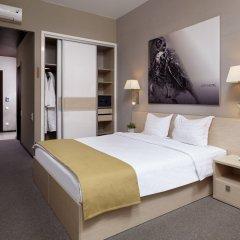 Гостиница City Sova 4* Номер Комфорт разные типы кроватей фото 4