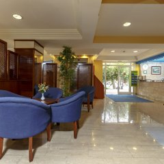 Hotel Golf Beach интерьер отеля