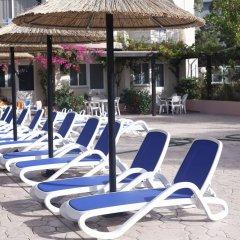 Отель Dessole Olympos Beach Resort-All Inclusive пляж