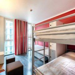 Отель ONE80° Hostels Berlin Стандартный номер с различными типами кроватей