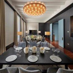 Отель Mandarin Oriental, Milan 5* Президентский люкс с различными типами кроватей фото 2