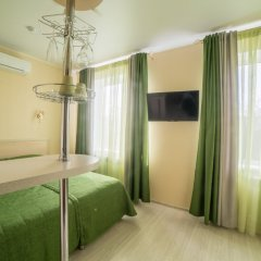 Гостиница Теремок Московский Стандартный номер с двуспальной кроватью фото 11